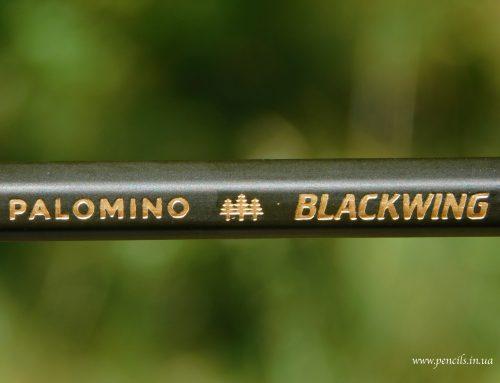 Новый — уже старый — логотип карандашей Blackwing