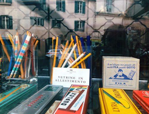 Список лучших канцелярских магазинов Рима и мои римские карандашные сувениры
