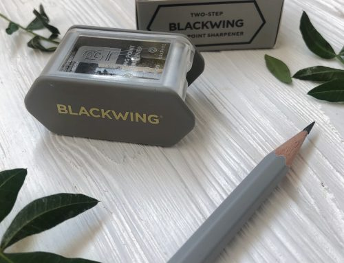 Обзор новой точилки Palomino Blackwing