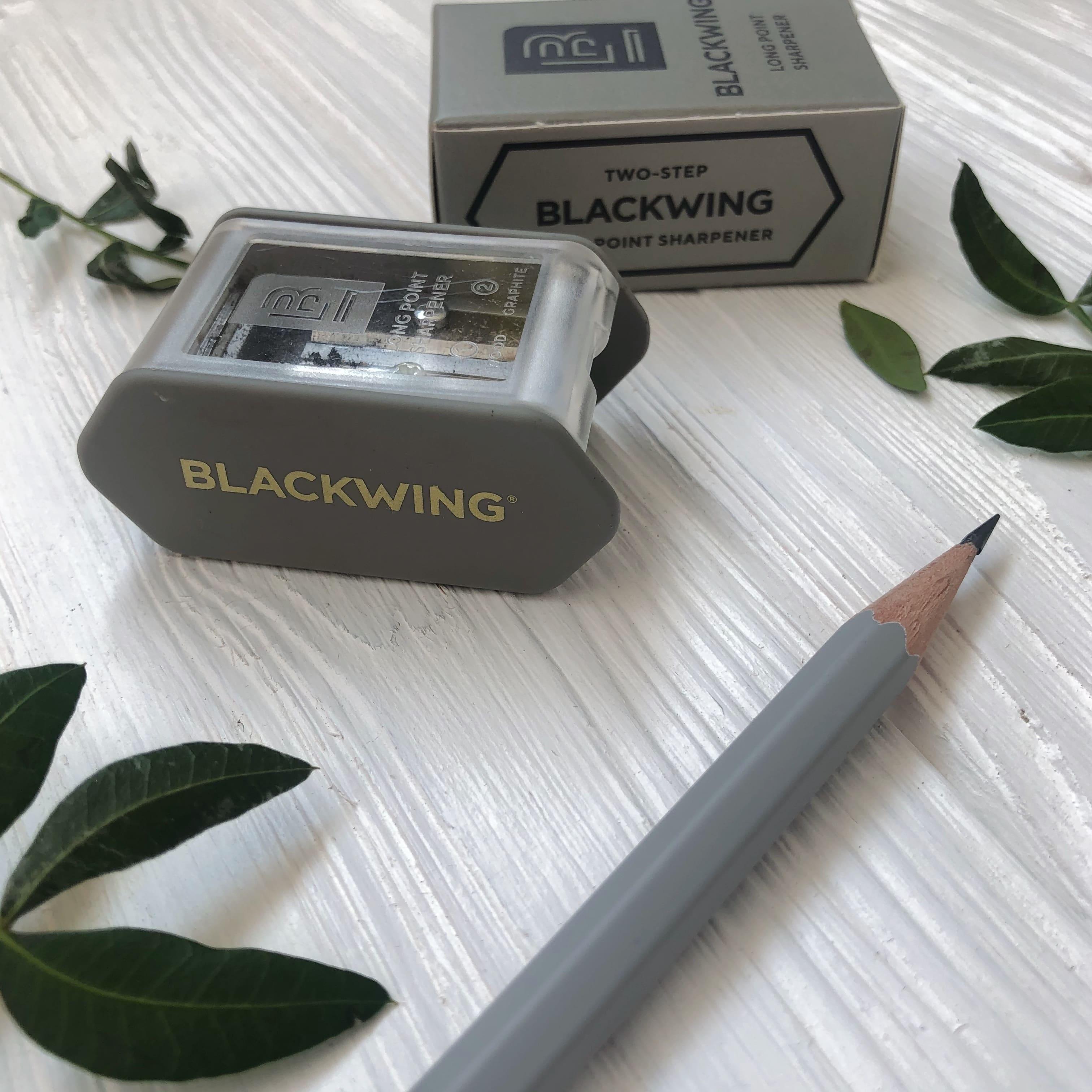 Обзор новой точилки Palomino Blackwing